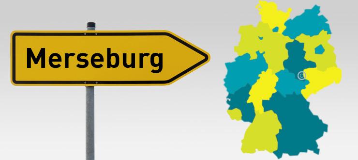 einlauf Merseburg(Saxony-Anhalt)