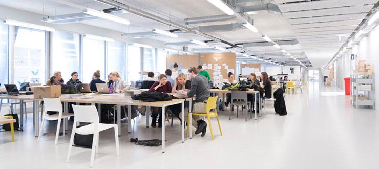 Innenarchitekt Quereinsteiger masterstudium raum und informationsdesign an der design